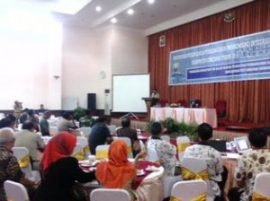 Musrenbang integrasi tingkat Kabupaten Sumedang di Jatinangor.