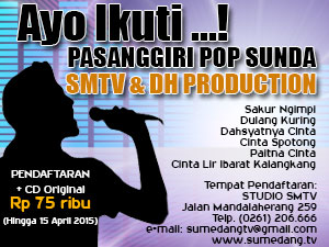 Pasanggiri Pop Sunda SMTV DH Production