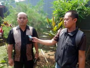 Ketua DPRD Sumedang, Irwansyah.